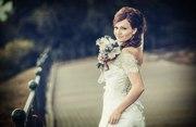 Продается очень красивое свадебное платье Slanovskiy!!!